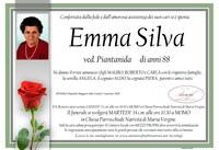 Necrologio di Emma Silva ved. Piantanida