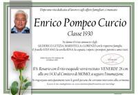Necrologio di Enrico Pompeo Curcio
