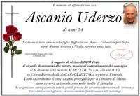 Necrologio di Ascanio Uderzo