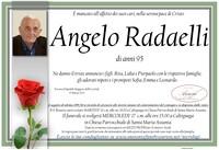 Necrologio di Angelo Radaelli