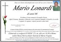 Necrologio di Mario Lonardi
