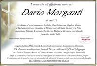 Necrologio di Dario Morganti