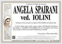 Necrologio di ANGELA SPAIRANI