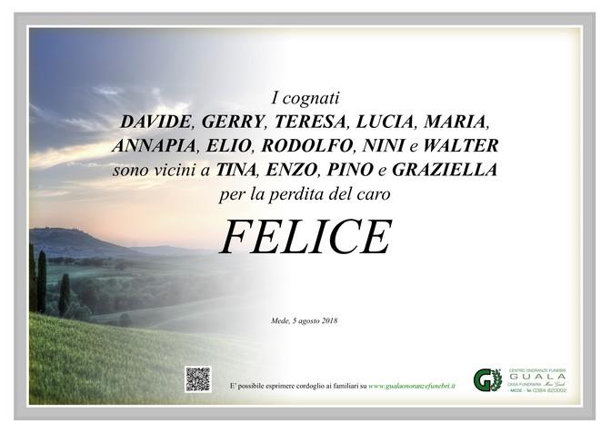 Necrologio di Felice Iannone