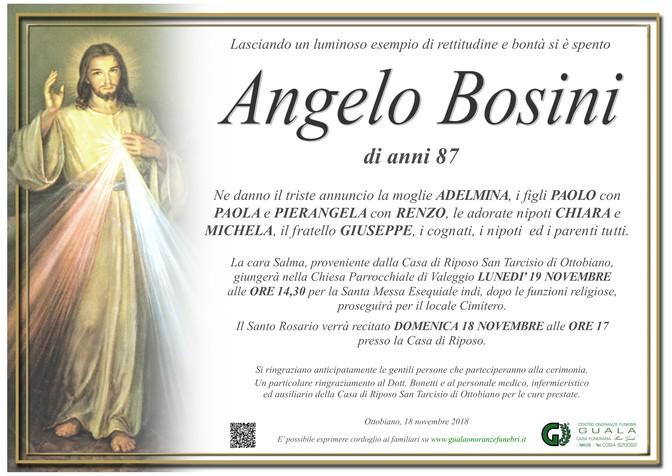 Necrologio di Angelo Bosini