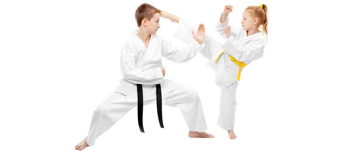 Club Interamnia | Karate Bambini