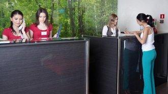 Annuncio di lavoro per Accoglienza reception Club