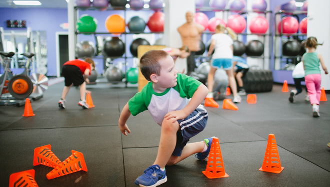 Club Interamnia | Anteprima Fitness Kids