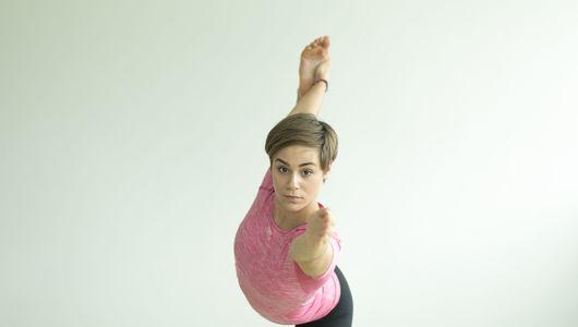 Anteprima Ashtanga Yoga Vinyasa