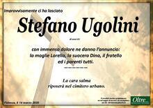 Necrologio di Stefano Ugolini