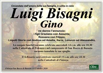 Necrologio di Luigi Bisagni