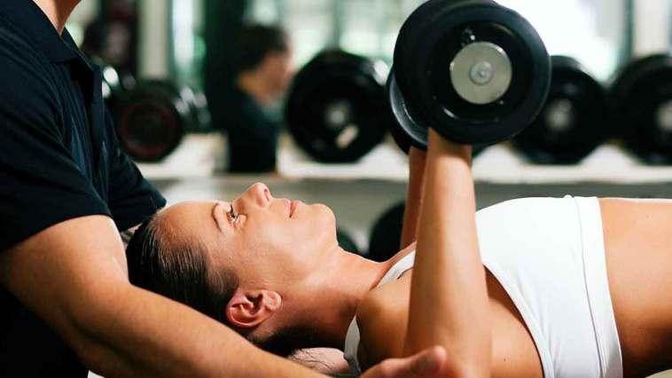 Anteprima Sala Fitness