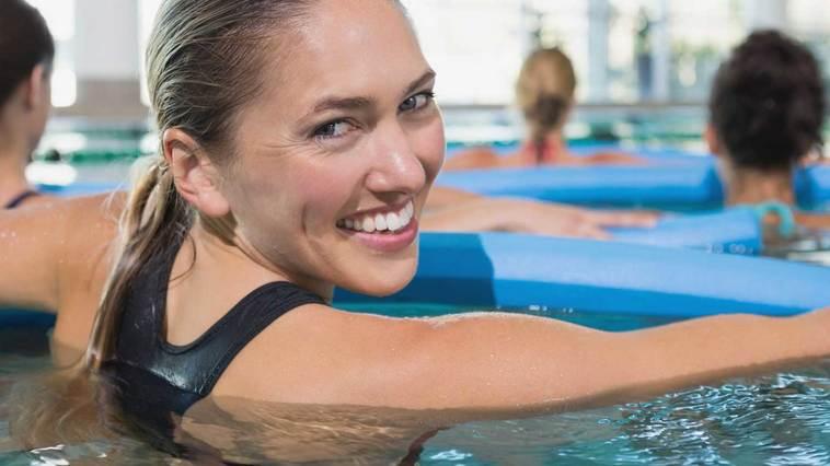 Anteprima Water Gym