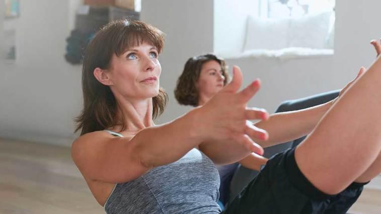 Anteprima MatWork Pilates