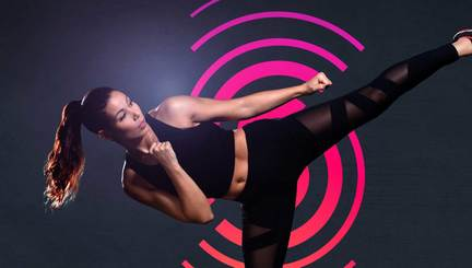 Anteprima STRONG by ZUMBA